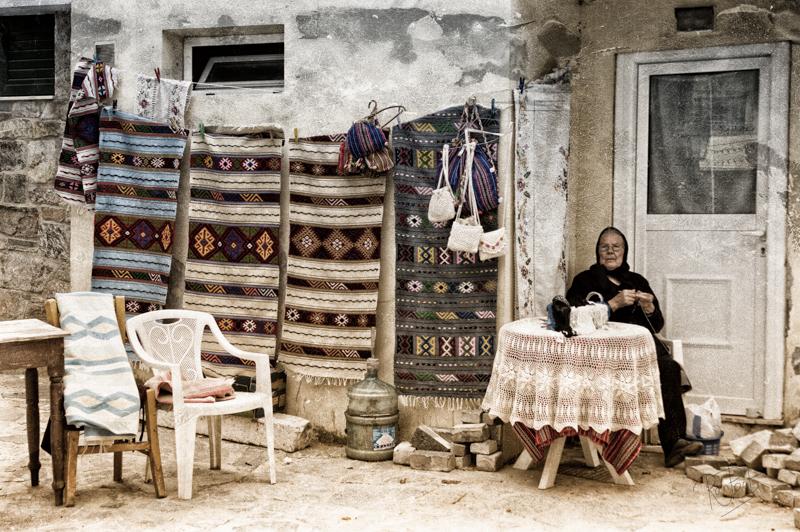 Kleden in Kreta